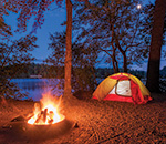 Campfire Light - New Hampshire Campground Owner's Association