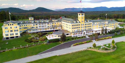 Aerial View - Mountain View Grand Resort & Spa - Whitefield, NH