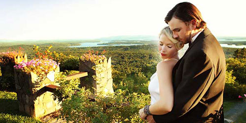 Wedding Embrace 500x250 - Castle in the Clouds - Moultonborough, NH