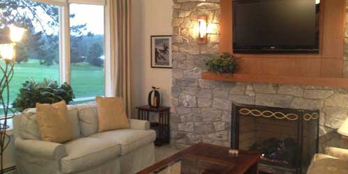 Living Room - The Wentworth Resort Hotel - Jackson Village, NH