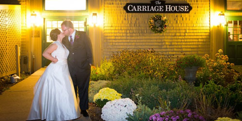 Bride & Groom 500x250 - Eagle Mountain House & Golf Club - Jackson, NH