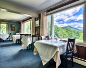 Dining with a Mountain View - Darby Field Inn & Restaurant - Albany, NH