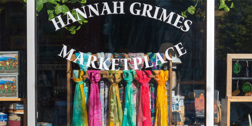 Hannah Grimes Marketplace in Keene NH