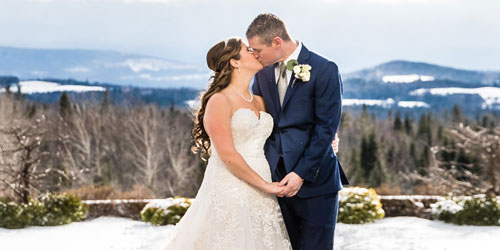 Winter Wedding - Mountain View Grand Resort & Spa - Whitefield, NH