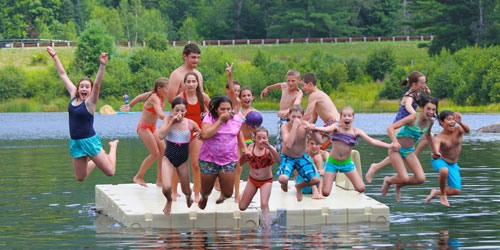 Lake Swimming - Waterville Valley Resort - Waterville Valley, NH