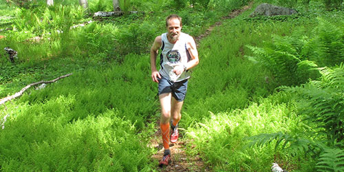 Trail Running - Great Glen Trails - Gorham, NH