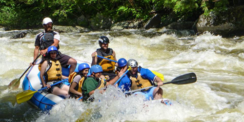 New Rafting Pic - ELC Outdoor Adventure Outpost - Errol, NH