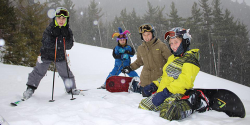 Kids on the Slopes - Mt. Washington Valley Chamber - North Conway, NH