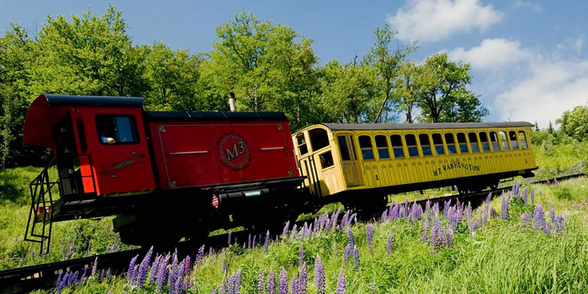 NH  Spring Railroad