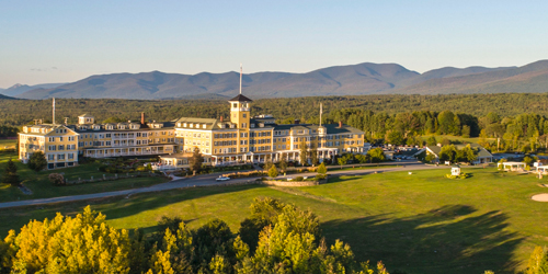 New Aerial View May19 - Mountain View Grand Resort & Spa - Whitefield, NH