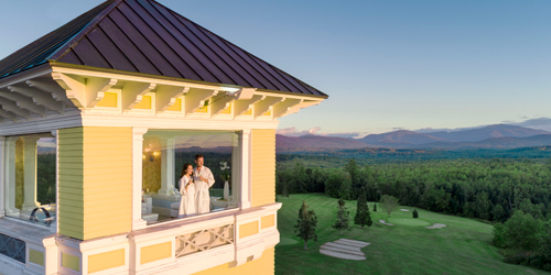 Tower Spa May19 - Mountain View Grand Resort & Spa - Whitefield, NH