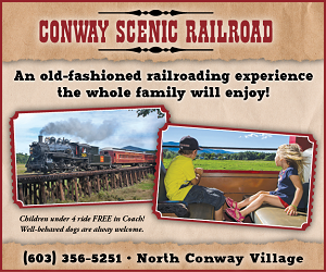 An Old Fashioned Railroad Experience the whole family will enjoy! - Conway Scenic Railroad in North Conway, NH