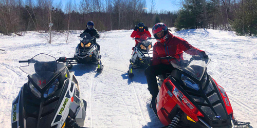 Snowmobiles - Northeast AVT & Snowmobile - Gorham, NH