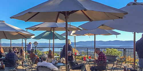 Carriage House Restaurant - Castle in the Clouds - Moultonborough, NH