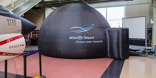 Mcauliffe shepherd space place