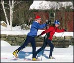 Cross Country Skiing & Snowshoeing in New Hampshire