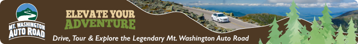 Elevate your Adventure! Drive, Tour & Explore the legendary Mt. Washington Auto Road!