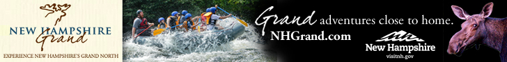 Experience New Hampshire's Grand North - Grand Aventures Close to Home!