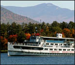 fall foliage trips on ms Mount Washington