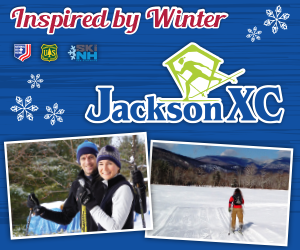 Cross Country Skiing Inspired by Winter - Jackson XC