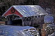 Covered Bridge - Woodwards Resort & Inn - Lincoln, NH