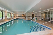 Indoor Pool - Holiday Inn Manchester Airport - Manchester, NH