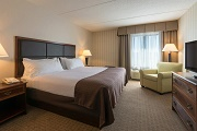 King Room - Holiday Inn Manchester Airport - Manchester, NH