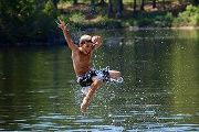 Lake Jumping - New Hampshire Campground Association