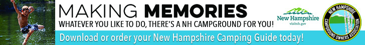 Making Memories - Whatever you do or like, there's a NH Campground for you!