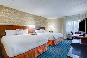 Double Room - Fairfield Inn Portsmouth Seacoast - Portsmouth, NH