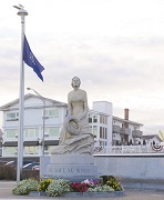Lady of the Sea Statue - Ashworth By the Sea - Hampton, NH