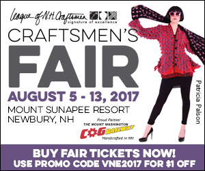 League of New Hampshire Craftsmen Fair 2017 - August 5-13 at Mt. Sunapee Resort in Newbury, NH - Click here to get your tickets today!