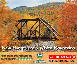 New Hampshire's White Mountains - Spectacular Colors & Vistas! VisitWhiteMountains.com