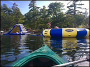 Swimming Family Fun - Anchorage at the Lake - Tilton, NH